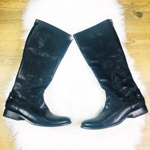 Frye Melissa Knee Boots Size 7